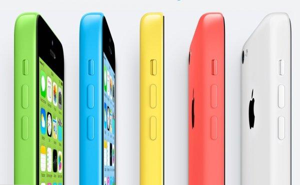iPhone 5c in allen Farben für 499€ (535€ nächstbester Preis laut Idealo)