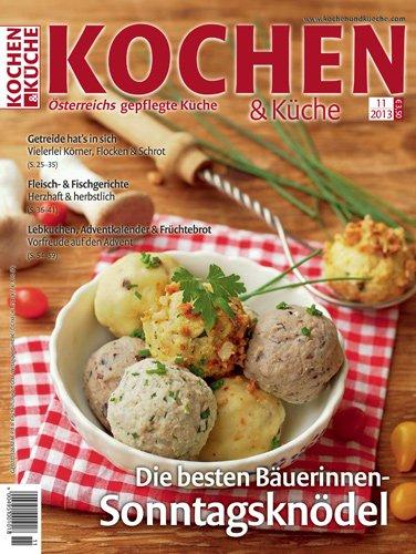 Kostenloses Probeheft - Kochen & Küche für Österreicher