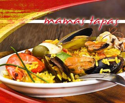 [lokal Hannover] Spanisches Buffet: Paella, Tapas, Fisch und Fleisch für 2 Personen