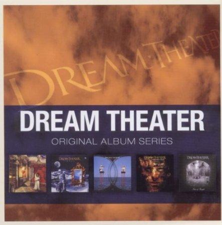 5 CD´s absolute Klassiker von Dream Theater für nur 9,99 bei amazon prime!!