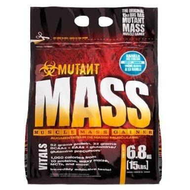 Mutant Mass für 52 euro/6,8kg und Mutant Crea Kong für 300g/11,90