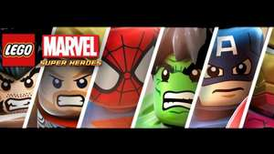 LEGO Marvel Super Heroes STEAM für 15,10.-