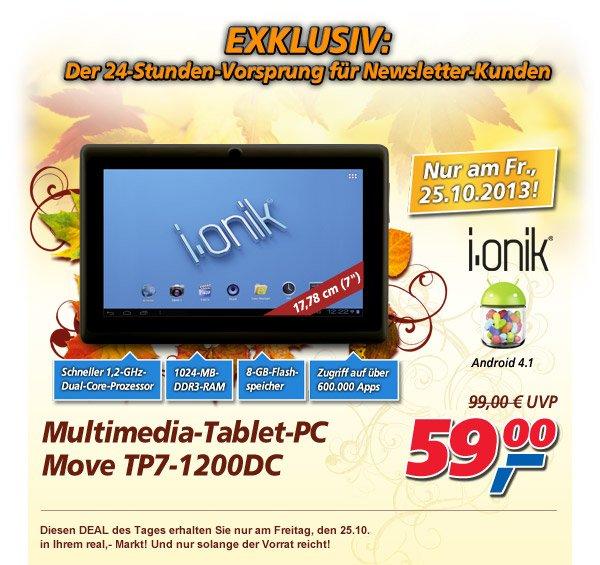i.onik Move TP7-1200 DC