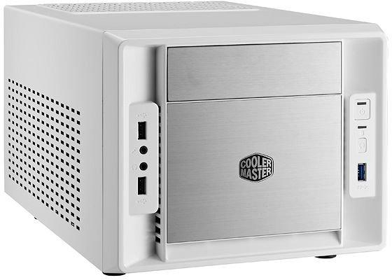 cooler master Elite 120 Advanced, sehr schönes Mini-ITX gehäuse, Weiß oder Schwarz