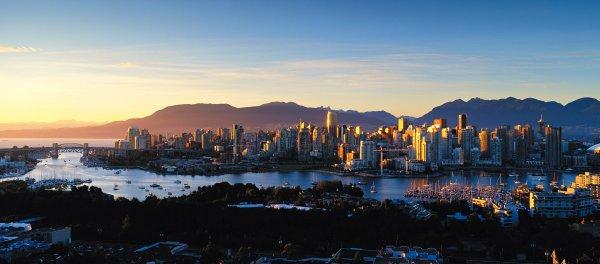 Flüge: Vancouver ab Basel 464,- € hin und zurück (November - Februar) - mit Abstecher nach Hawaii 723,- € hin und zurück