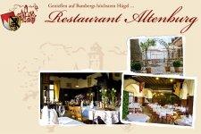 Restaurant Altenburg - 50 € Gutschein für 27,00 € @ coupon-future.de