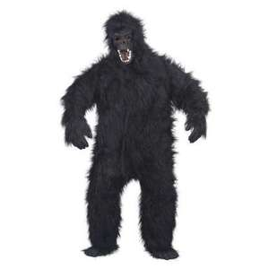Gorillakostüm (Banane kostet extra)
