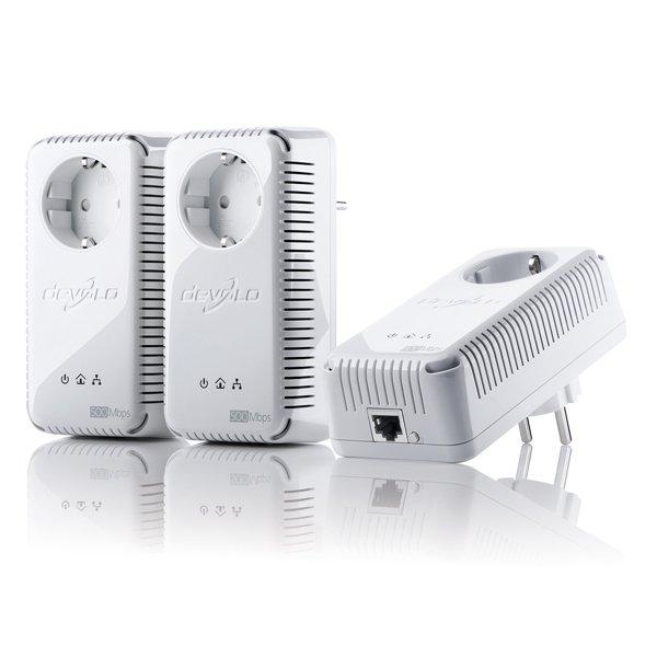 Devolo dLAN 500 AVplus Network Kit 500MBit für 99€ @Notebooksbilliger