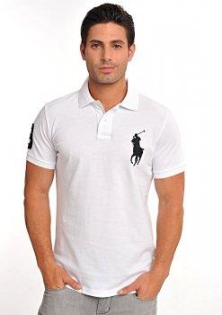 Ralph Lauren - Custom Fit Big Pony Poloshirt @Polonauten.de