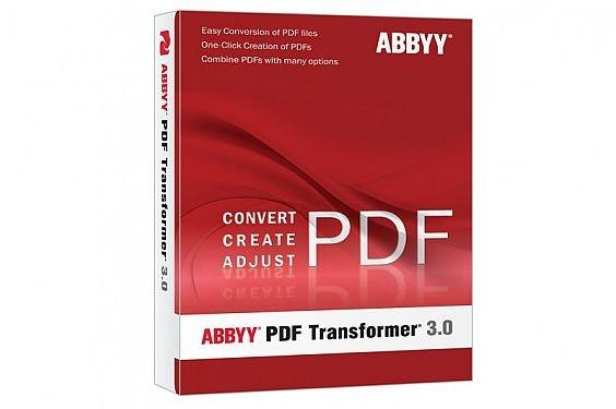 ABBYY PDF Transformer 3.0 kostenlos statt 28,45 € @ bitsdujour.com