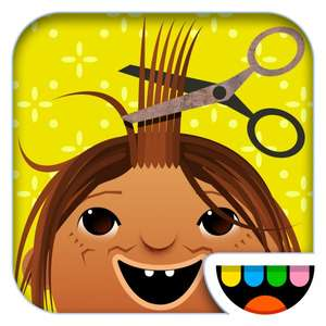 [ iOS / IPad / IPhone ] Toca Hair Salon für 0€ statt 2,69€ für Kinder