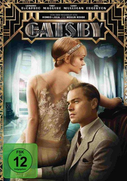 Der große Gatsby (DVD) für 5,97 € [Amazon Blitzangebot]