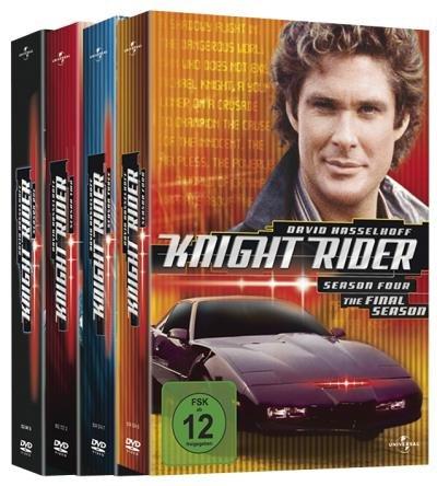 EMP Exclusive Knight Rider Komplette Serie 26 DVD´s Deutsch