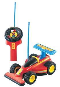 Fernlenkflitzer 72825 - Fisher-Price Formel 1 Junior