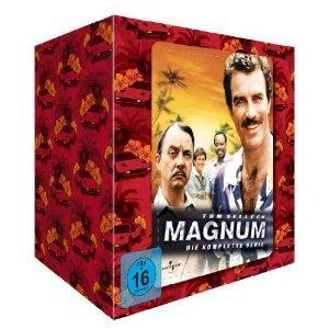 Magnum Complete Box DVD (7380 Minuten,44 DVDs)  für 55.99 Euro bei ProMarkt.de