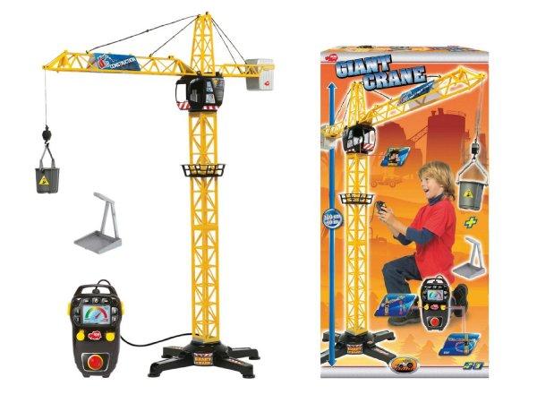 Dickie Spielzeug - Giant Crane