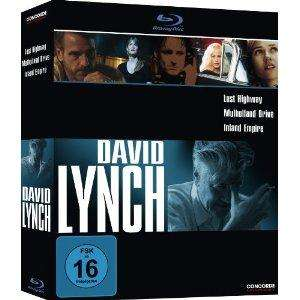 David Lynch Box [Blu-Ray] für 24,95€ @Amazon.de