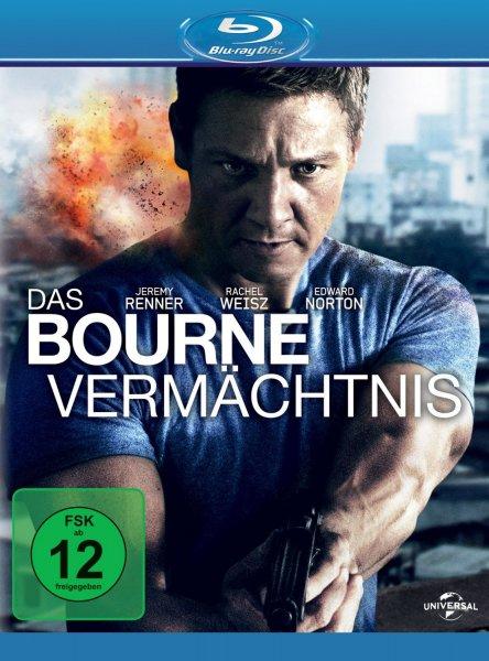 Das Bourne Vermächtnis [Blu-ray] @Amazon