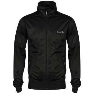 "[The Hut] Bench Trainingsjacke ""Corp"" schwarz Gr. S-XXL für 15,84€"