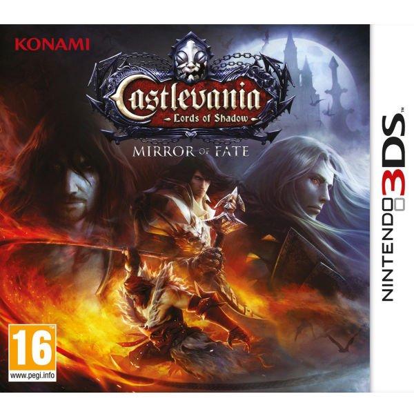 Castlevania: Lords of Shadow Mirror Of Fate Nintendo 3DS €21.49 Zavvi.com