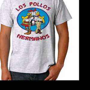 "Breaking Bad T-Shirt ""Los Pollos Hermanos"" @ebay"