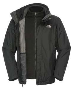 The north face evolution II Triclimate Jacke