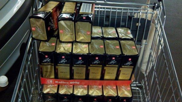 500 g 100% Arabica Röstkaffee, Kaufland bundesweit - nur noch heute und morgen
