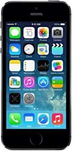 Apple iPhone 5S 64GB Spacegrau