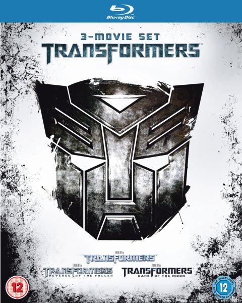 Blu-ray Box - Transformers 1-3 (3 Discs) für €16,42 [@Zavvi.com]