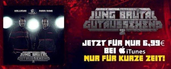 [iTunes] Jung, Brutal, Gutaussehend (Premium) für 6,99
