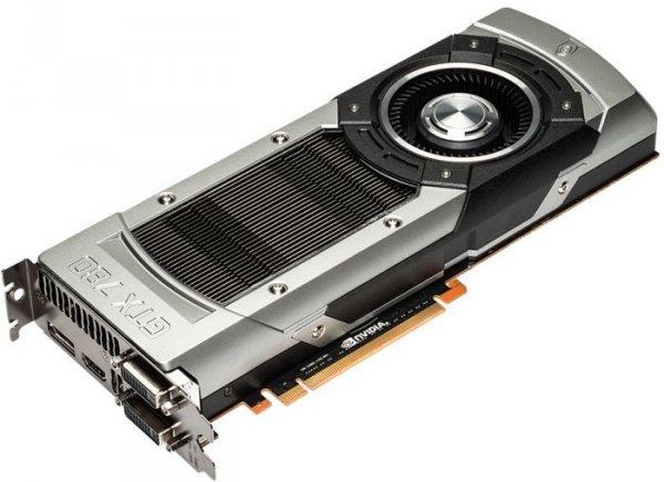 Zotac GeForce GTX 780 Grafikkarte für 508€