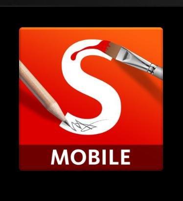 SketchBook Mobile - gratis! Amazon App des Tages