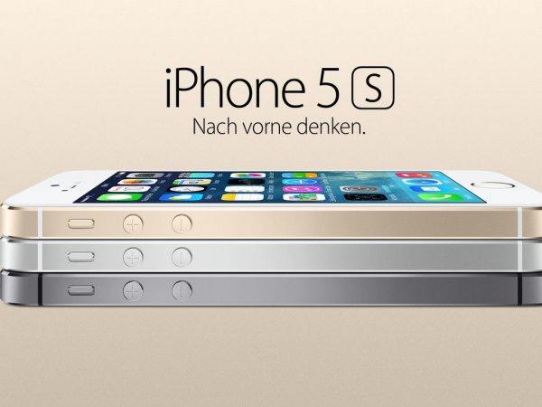 ***WIEDER DA**** iPhone 5s 16GB Silber