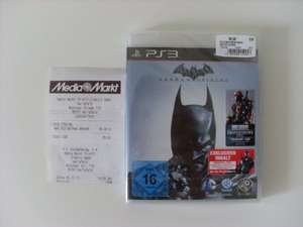 """[lokal?] Media Markt Karlsfeld (bei München) """"Batman: Arkham Origins"""" PS3/XBOX360 für 39€"""