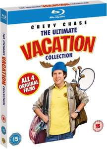 Die ultimative Griswold Collection [4 Blu-rays] @ zavvi für 10,50€