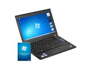 "Lenovo ThinkPad X220 Core i5 12"" Subnotebook 12"" +WIN 7  Refurbished @ MeinPaket"