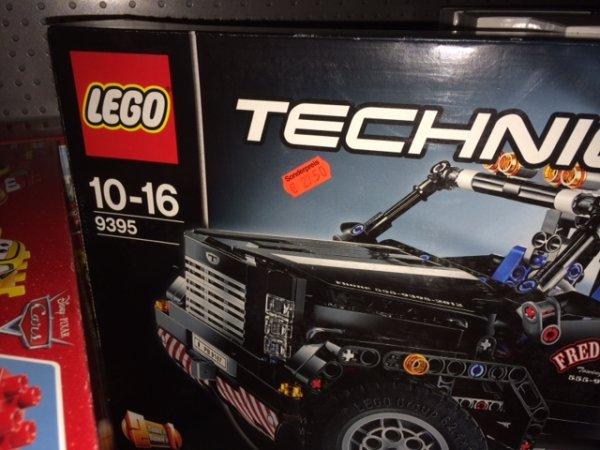 [lokal?: Marktkauf BI-Baumheide] LEGO bis zu 50% reduziert, z. B. LEGO 9493 für 32,50€ (Idealo 51,99€) oder LEGO 9395 für 27,50€ (Ideal 52,30€)