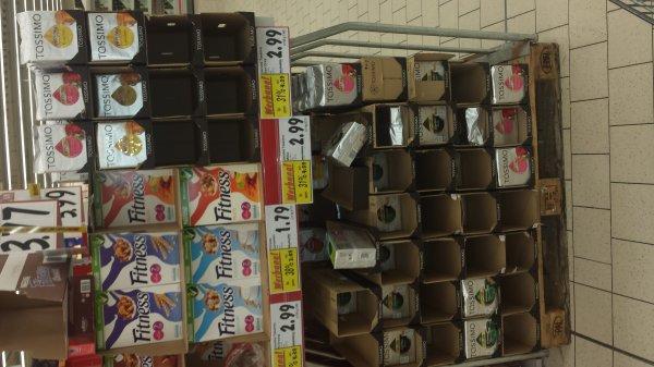 (Lokal Lünen) Kaufland Tassimo viele Sorten