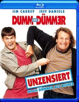 Dumm und Dümmer [Blu-ray] für ca. 5,59€ @ theHut
