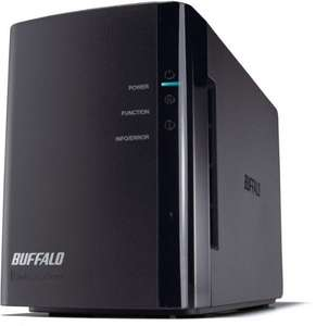 Buffalo LinkStation Duo 4TB, Gb LAN NAS-System