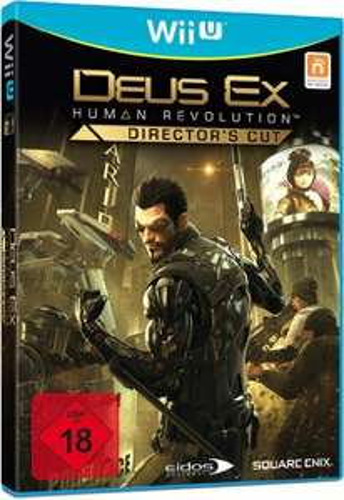 [Müller] [WiiU] Deus Ex Human Revolution Director's Cut für 27,99€