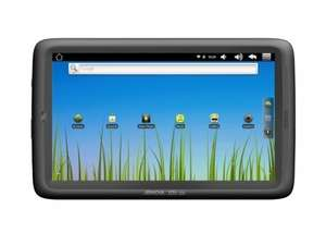 "ARCHOS ARNOVA 10b G2 Tablet, 25.4cm (10"") DualTouch Display, Android 2.3, 4GB"