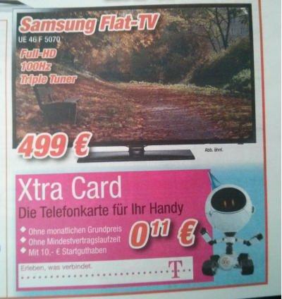 Expert Lokal ???   10€ Xtra Card mit 10 € Guthaben für 11 Cent pro Karte