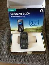 MediaMarkt Worms: Nur morgen am 27.10.2013 am verkaufsoffenen Sonntag - Samsung E 1200 Handy + 5€ O2 Guthaben für 6,00€