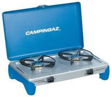 """[Achtung Kommentare beachten!]Campingaz 2-Flammkocher """"Camping Kitchen"""" für ~ 20,70€ (jetzt ~25,50€) inkl. Versand  @ Amazon.uk"""