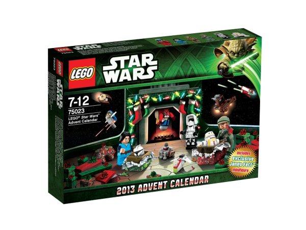 """*LOKAL* LEGO #75023 Star Wars Adventskalender 2013 Toys""""r""""us € 23,98 durch 20%"""