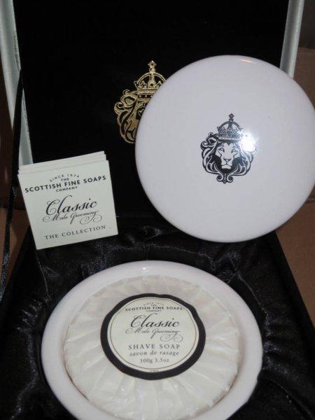 Scottish Fine Soaps - Rasierseife im Luxusgewand - bis 42% günstiger