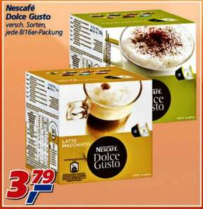(Lokal) Dolce Gusto Kapseln 3,79 Euro in KW 44 (ab 28.10.2013) bei Real