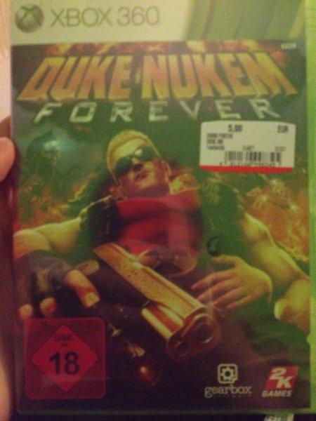 [Media Markt Chemnitz] Duke Nukem Forever, Space Marines, Fable 2, uvm. für 5€