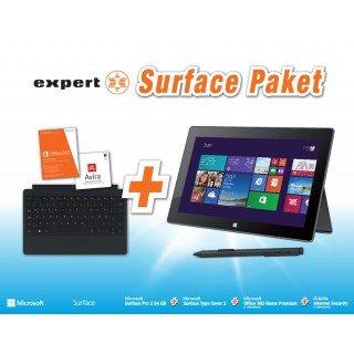 MICROSOFT Surface Pro 2 expert Bundle